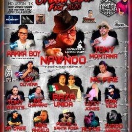 Image for Omega Urban Fest 2020 con Nawndo, Rakka Boy, Tony Montana y muchos mas!