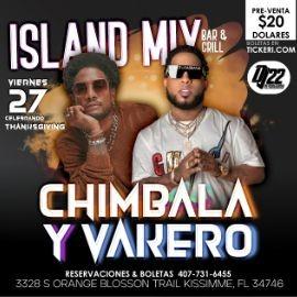 Image for Chimbala & Vakero