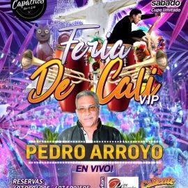 Image for La Feria De Cali Con Pedro Arroyo