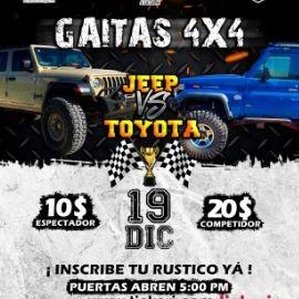 Image for Gaitas 4x4 Jeep vs Toyota y la mejor Gaita en Vivo!