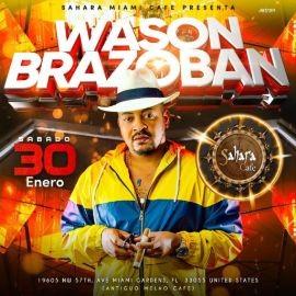 Image for Wason Brazoban en Concierto!