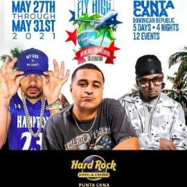 Image for Premiere Fly High Memorial Day Weekend Celebration DJ Camilo Live At Hard Rock Punta Cana