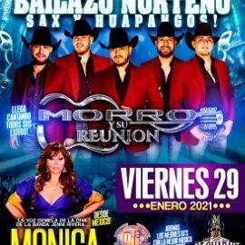 Image for El Morro y su Reunión, La Voz Gemela de Jenni Rivera Mónica Reyna