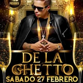 Image for DE LA GHETTO LIVE IN CONCERT