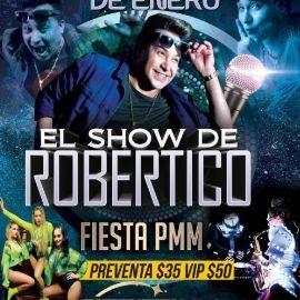Image for El Show de Robertico en Vivo!