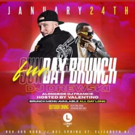 Image for Sunday Funday DJ Drewski Live At The Lobby