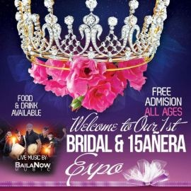 Image for First Bridal & 15añera Expo en Dimension Events Center