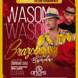 Image for Wason Brazoban con la Banda en Vivo!