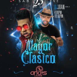 Image for El Mayor Clasico en Vivo en Anais Lounge!