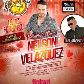Image for Nelson Velasquez en Concierto en West Palm Beach! Valentine's Tour