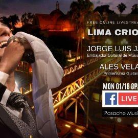 Image for Lima Criolla - Jorge Luis Jasso & Ales Velas
