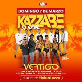 Image for Kazzabe Si Sabe en Vivo en Houston!
