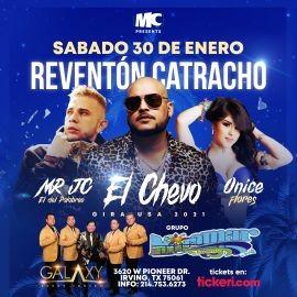 Image for Reventon Catracho con El Chevo, JC Palabrezy, Mr JC, Oni Flores y Miramar de Blas Estrada en Vivo!