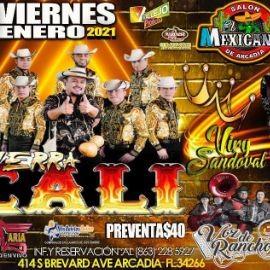 Image for Tierra Cali, Viry Sandoval y Voz de Rancho en Vivo!