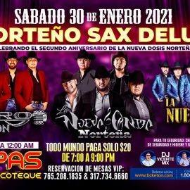 Image for Morro y Su Reunion, La Nueva Onda Norteña y La Nueva Dosis Norteña en Vivo!