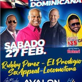 Image for Independencia Dominicana Tampa con Rubby Perez, El Prodigio y mas!