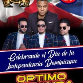 Image for Celebrando el Dia de la Independencia Dominicana: Optimo y Urbanda en Concierto