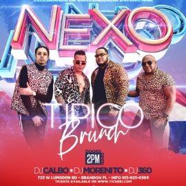 Image for Nexo live Típico Brunch