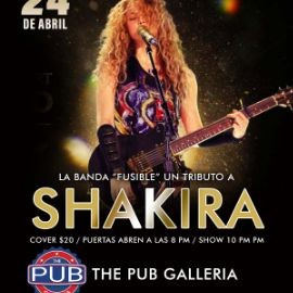 Image for Tributo a Shakira - Houston, Texas