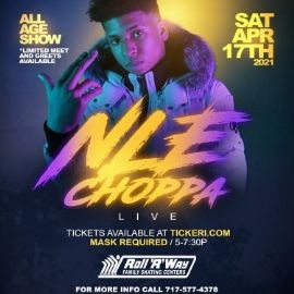 Image for NLE Choppa Live!
