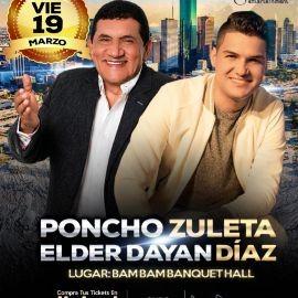 Image for Poncho Zuleta y Elder Dayan Diaz en Houston