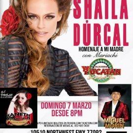Image for Shaila Durcal 'Homenaje a mi Madre' con Mariachi en Vivo!