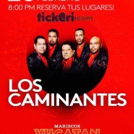 Image for Los Caminantes en Vivo!