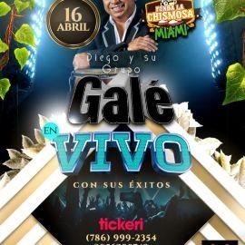 Image for Diego y su Grupo Gale en Vivo!