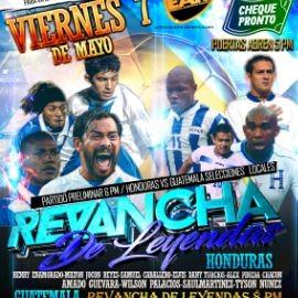 Image for Juego De Leyendas Guatemala VS Honduras  En Atlanta, GA