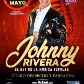 Image for Jhonny Rivera El Rey de la Musica Popular en Vivo!