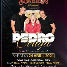 Image for PEDRO CONGA en Orlando FL