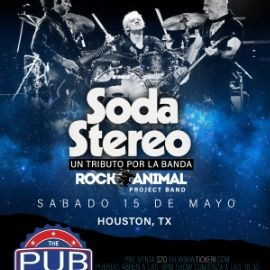 Image for Tributo a Soda Stereo - Houston, Tx