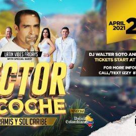 Image for Hector Tricoche w/ Aramis Y Sol Caribe