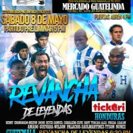 Image for Juego de Leyendas en Nashville: Futbol en Vivo Honduras vs Guatemala!