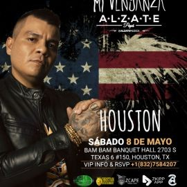"Image for ALZATE EN HOUSTON "" MI VENGANZA TOUR"""