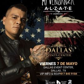 "Image for ALZATE EN DALLAS ""MI VENGANZA TOUR"""