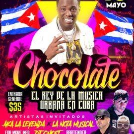 Image for Chocolate el rey de los  reporteros