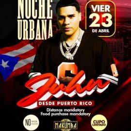 Image for Desde Puerto Rico: Juhn en Concierto!