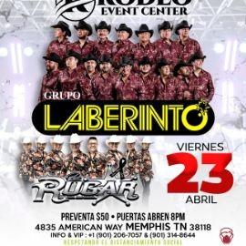 Image for Grupo Laberinto y Los Rugar Hermanos Ruiz Garcia en Vivo!