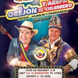 Image for El Orejon y Arepa El Culebrero