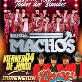Image for Banda Machos y Los Nuevos Cadetes de Raul Medrano en Vivo!