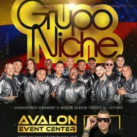 Image for Grupo Niche en Tampa Y DJ DIEGO VEGA Celebrando la Independencia de Colombia