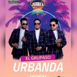 Image for URBANDA EN CONCIERTO EN JUANAS LATIN SPORTS BAR