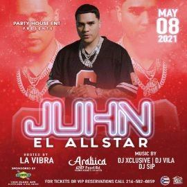 Image for Juhn El All Star Live Concert