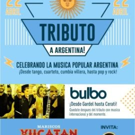 Image for BULBO TRIBUTO A ARGENTINA
