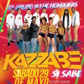 Image for Kazzabe En Vivo [Irving/Dallas, Texas]