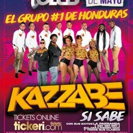 Image for Kazzabe En Vivo [IClub, Houston]