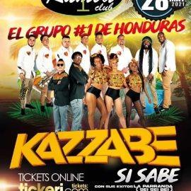 Image for Kazzabe En Vivo [Rumba Club, Houston]
