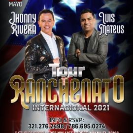 Image for JHONNY RIVERA vs LUIS MATEUS RANCHENATO 2021 MIAMI