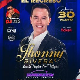 Image for JHONNY RIVERA EN NAPLES